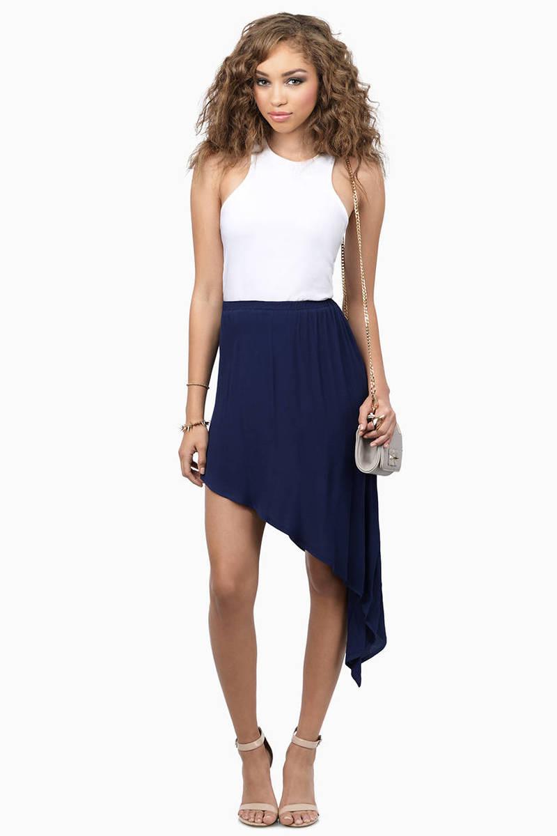 Wave Of Desires Toast Skirt