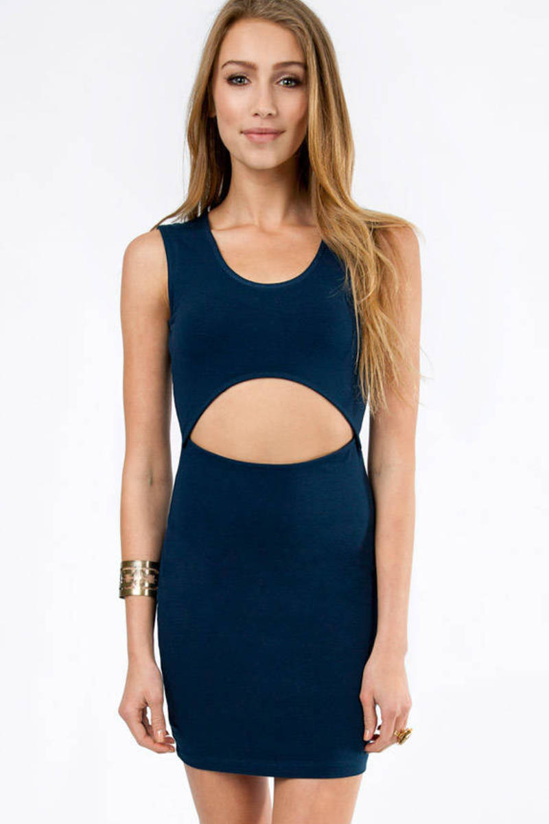 Wrapped with Love Bodycon Dress