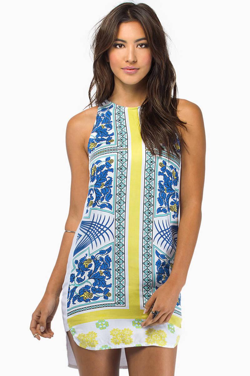 Fairground Shape Shifter Dress