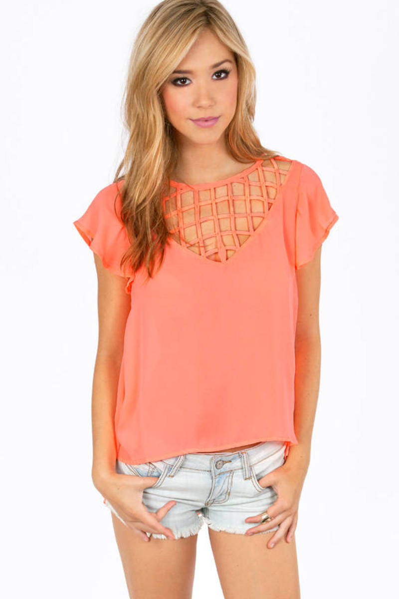Caged and Confused Top