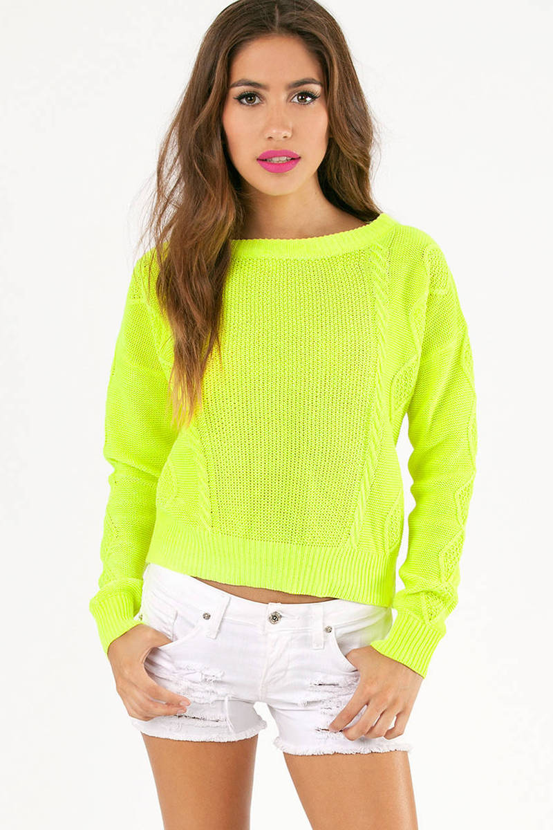 Focello Knit Sweater