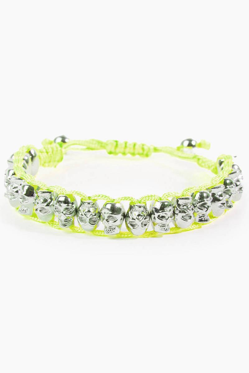 Skully Bracelet