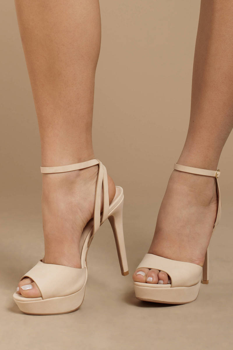 7105108dce5 Avalon Ankle Strap Heels