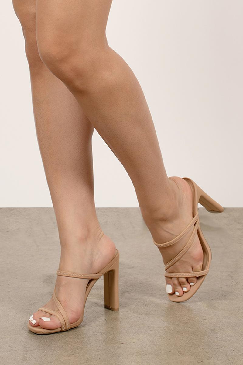 Nude Women Heels
