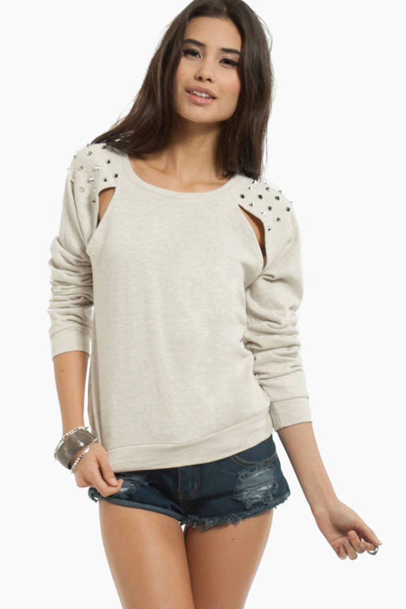 Cool Studs Sweater