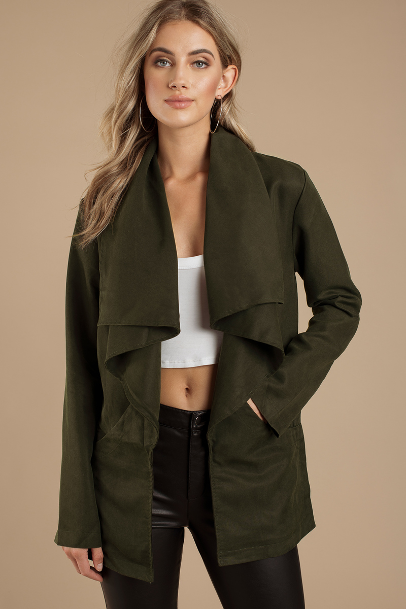 jacket suede other faux petite pp coats p draped clothing size collection new drapes jm womens jackets and