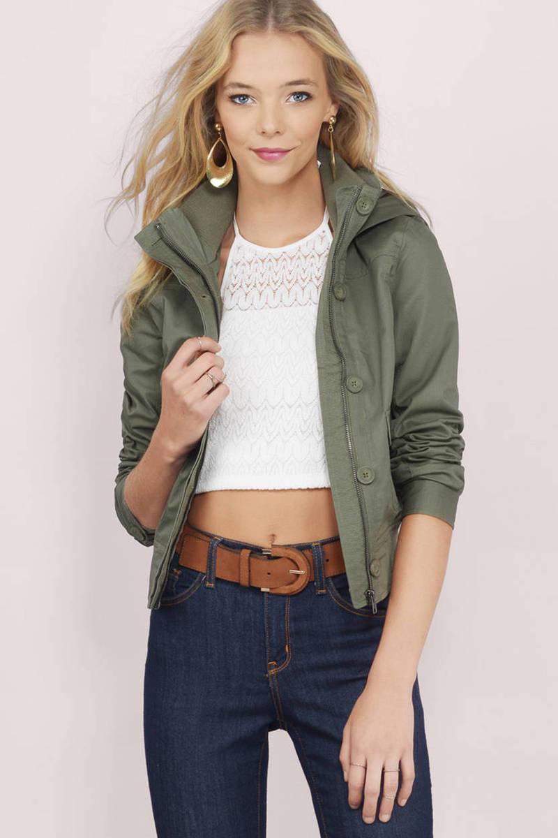 Frankie Utility Jacket