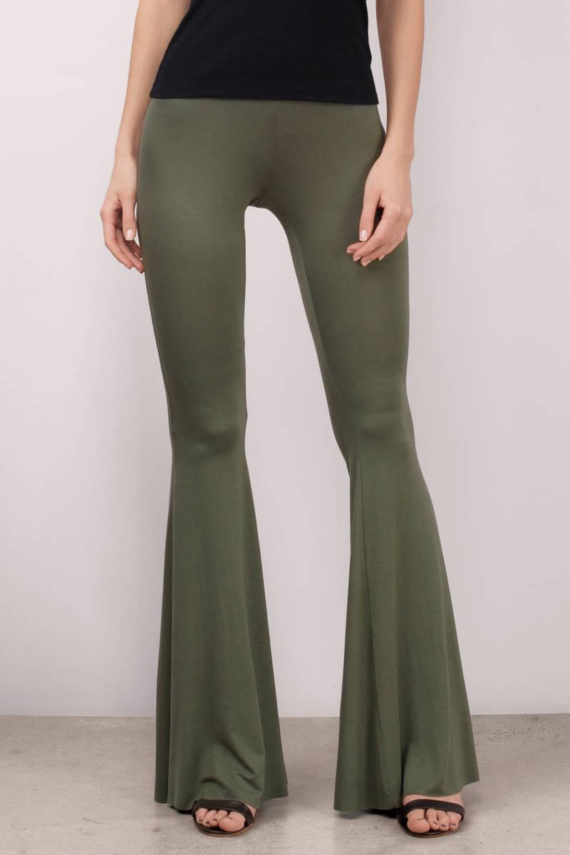 Ivanna Olive Pants