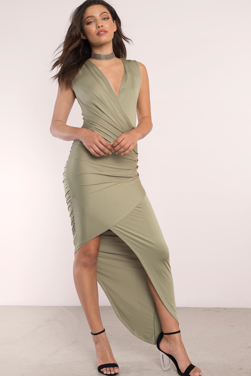 Sexy maxi dresses for formal