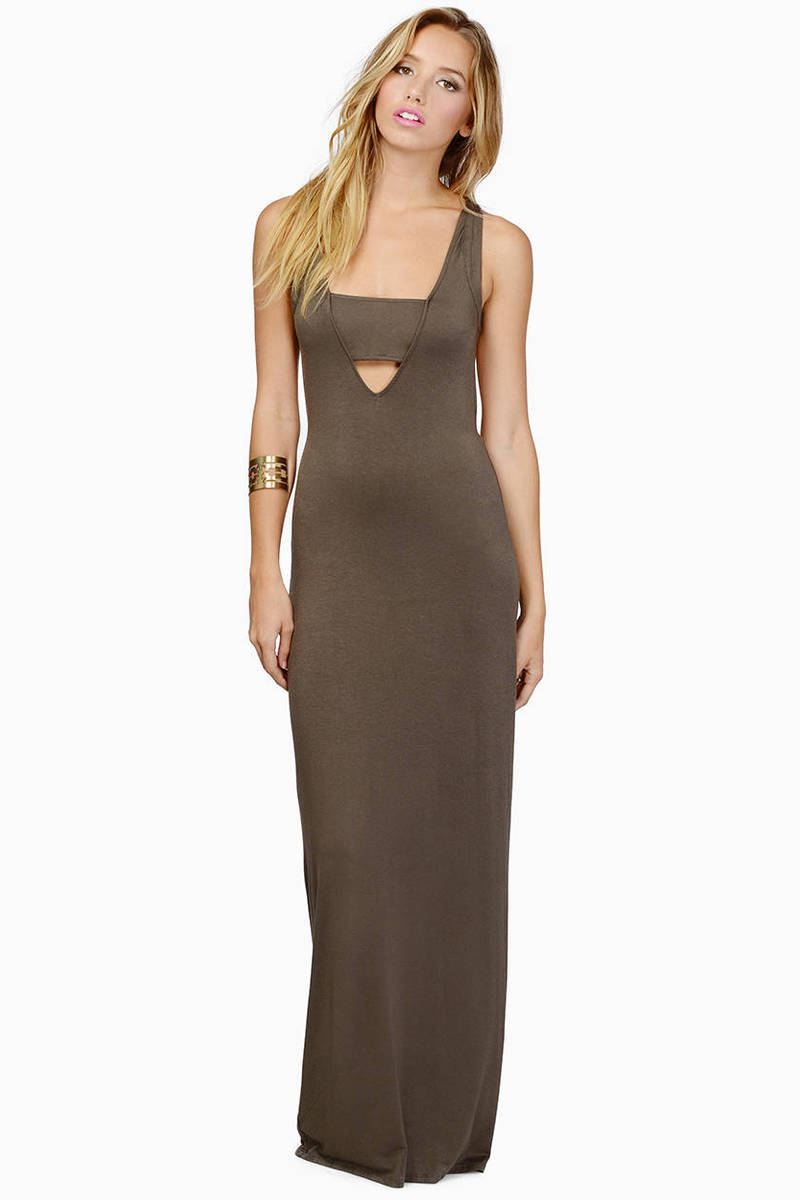 Secret Escape Maxi Dress