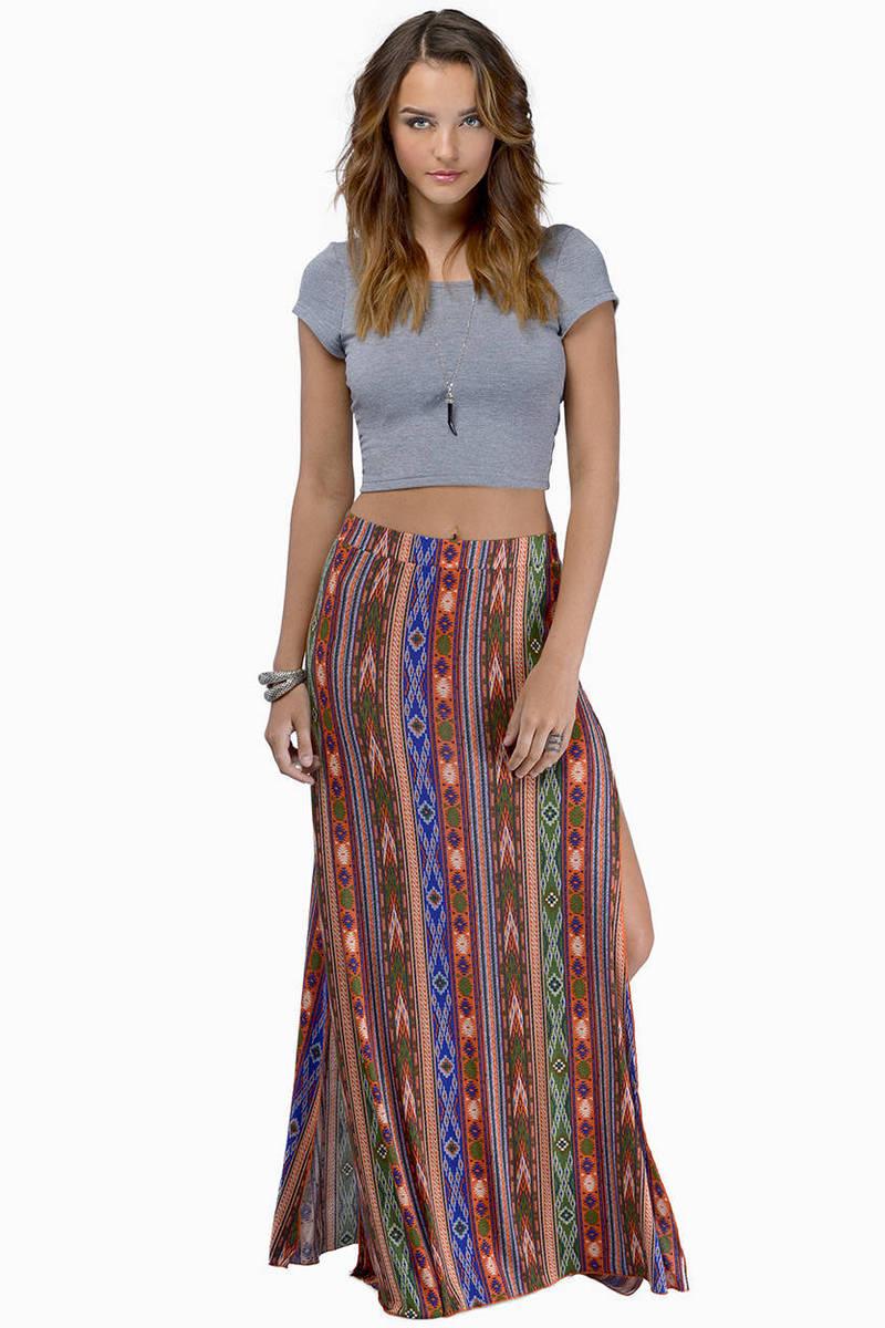 Globetrotter Skirt