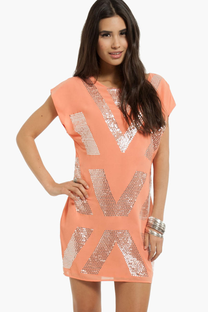 Guiding Lights Dress