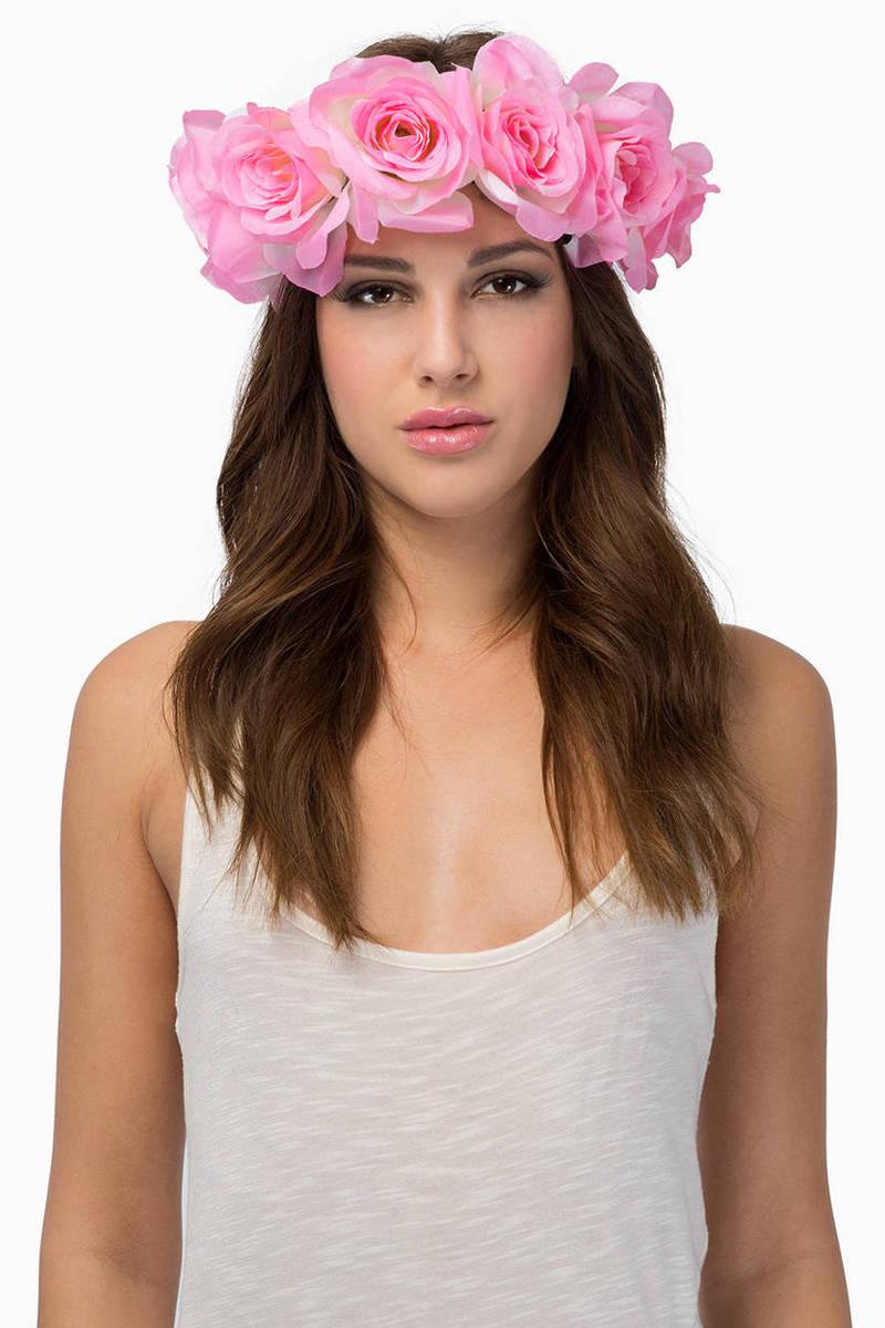 All Fleur You Crown