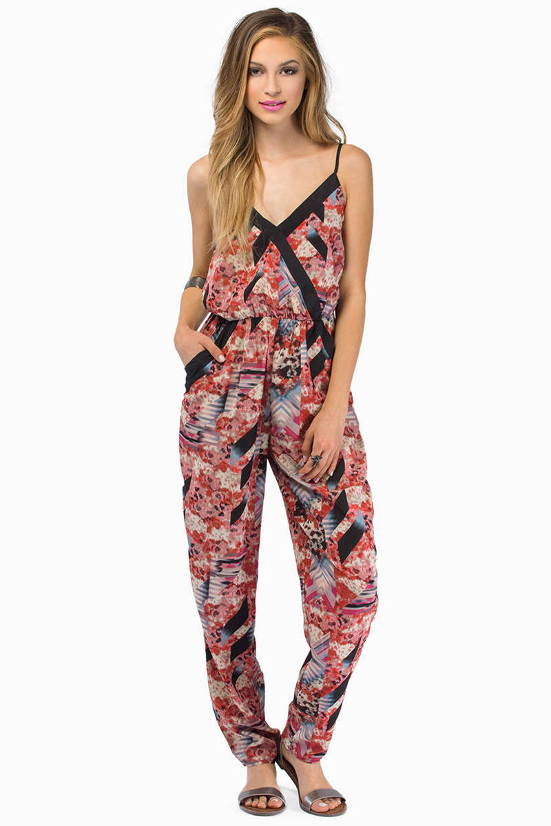 Free Living Jumpsuit