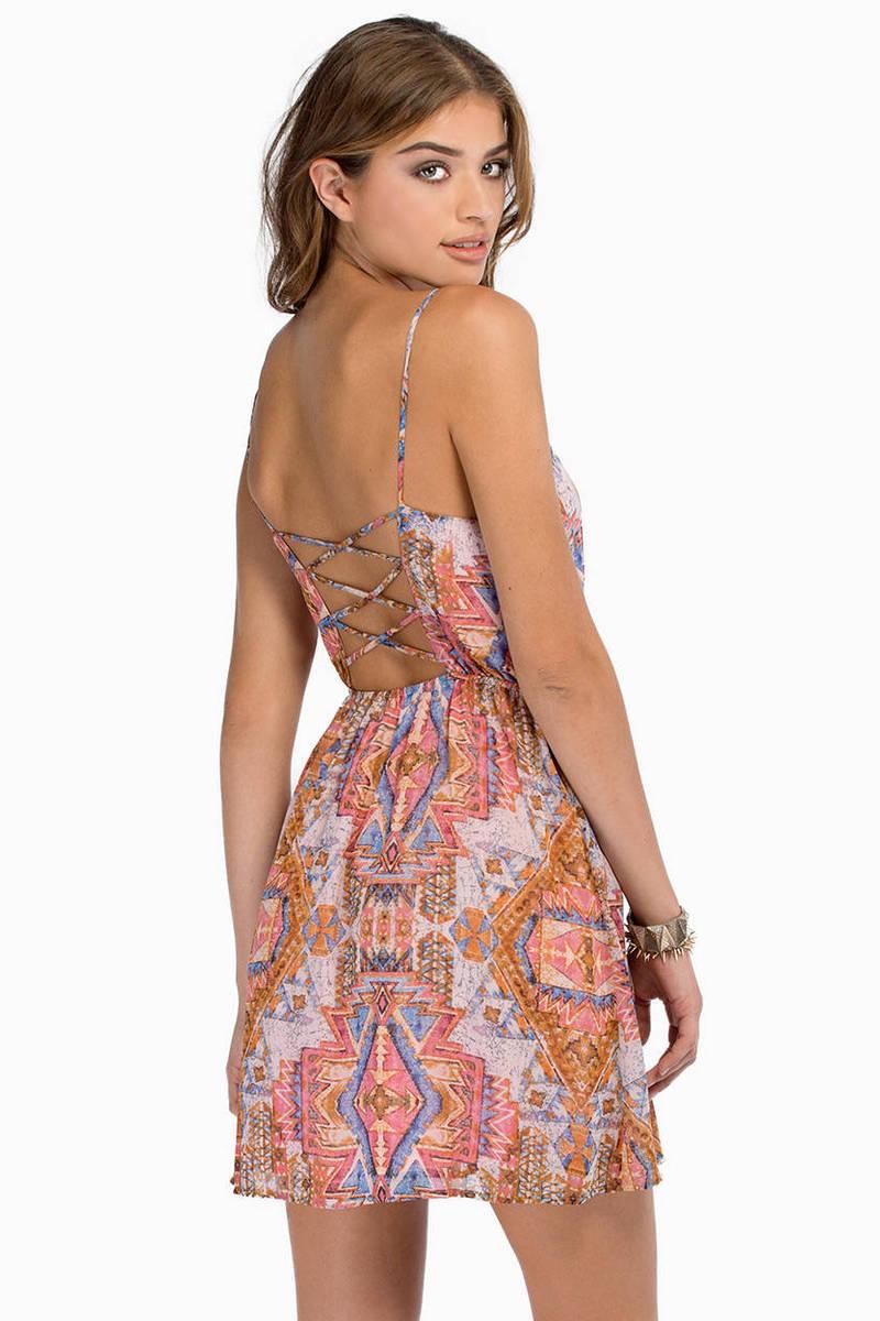 Perfect Palette Dress