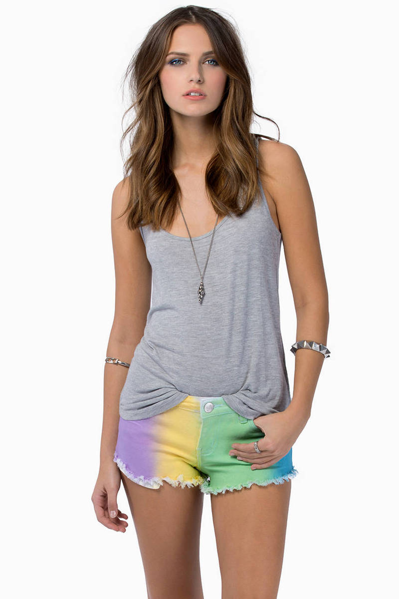 Reverse Rainbow Dreams Shorts