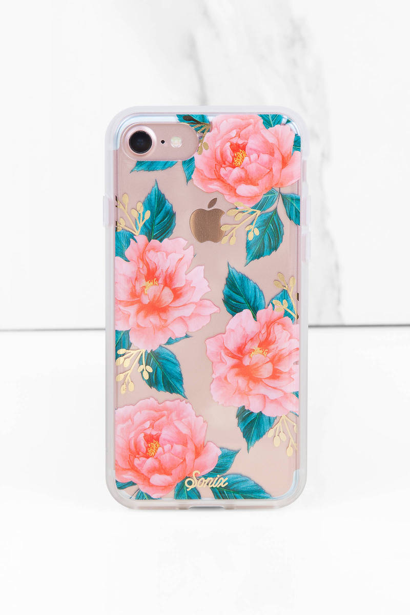 iphone 7 floral phone cases