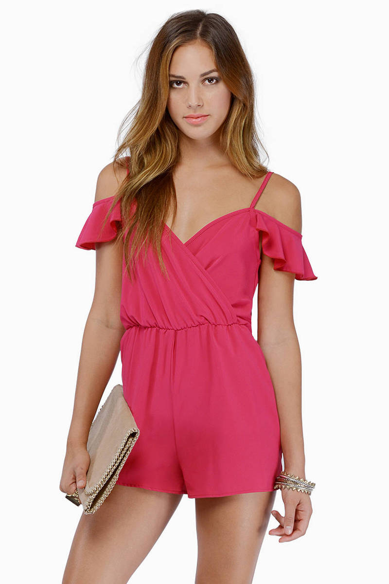Up In Arms Romper