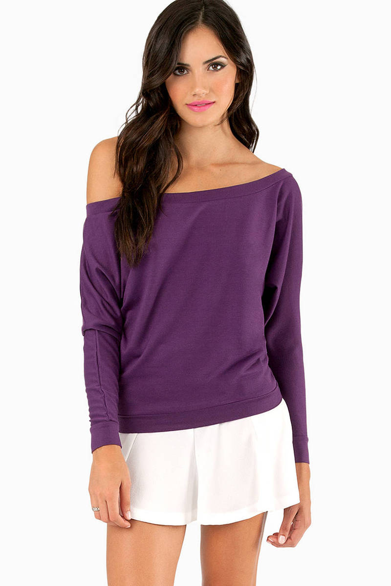 Layla Off Shoulder Sweater