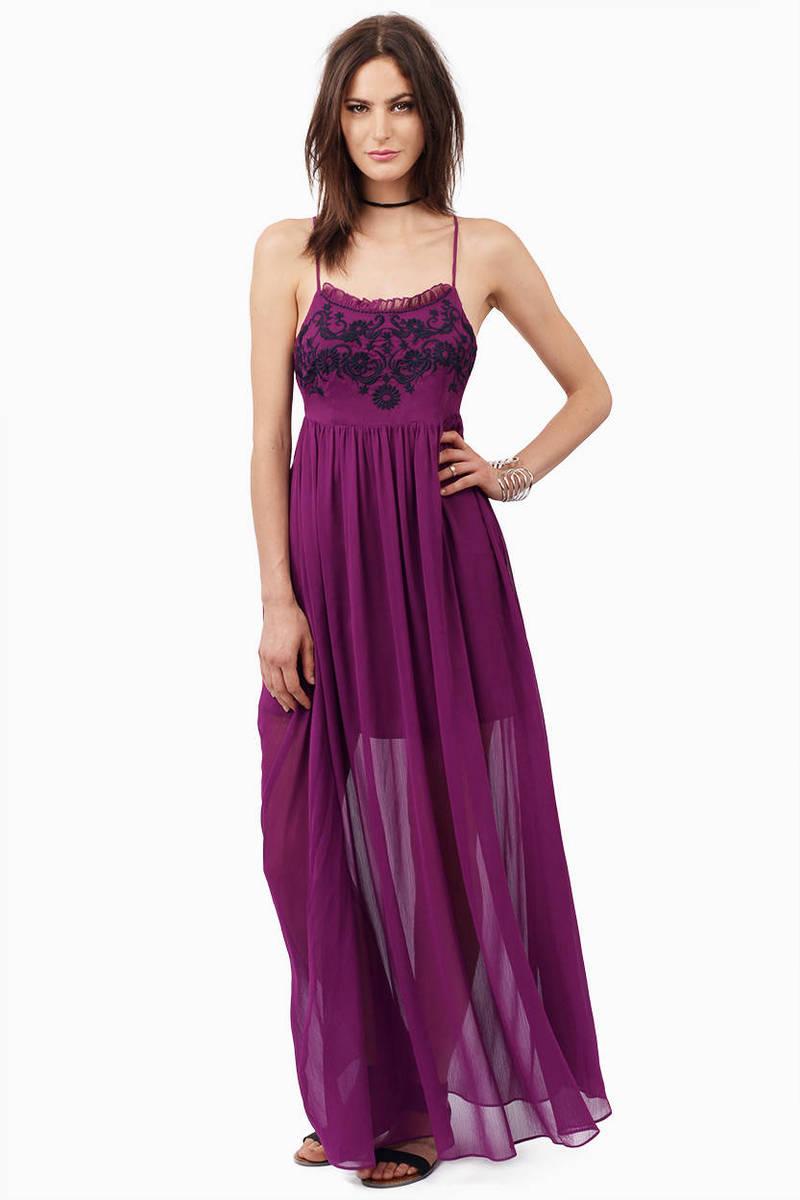 1cf1a99056 Lavender Dress - Purple Dress - Lavender Tank Dress - Maxi Dress ...