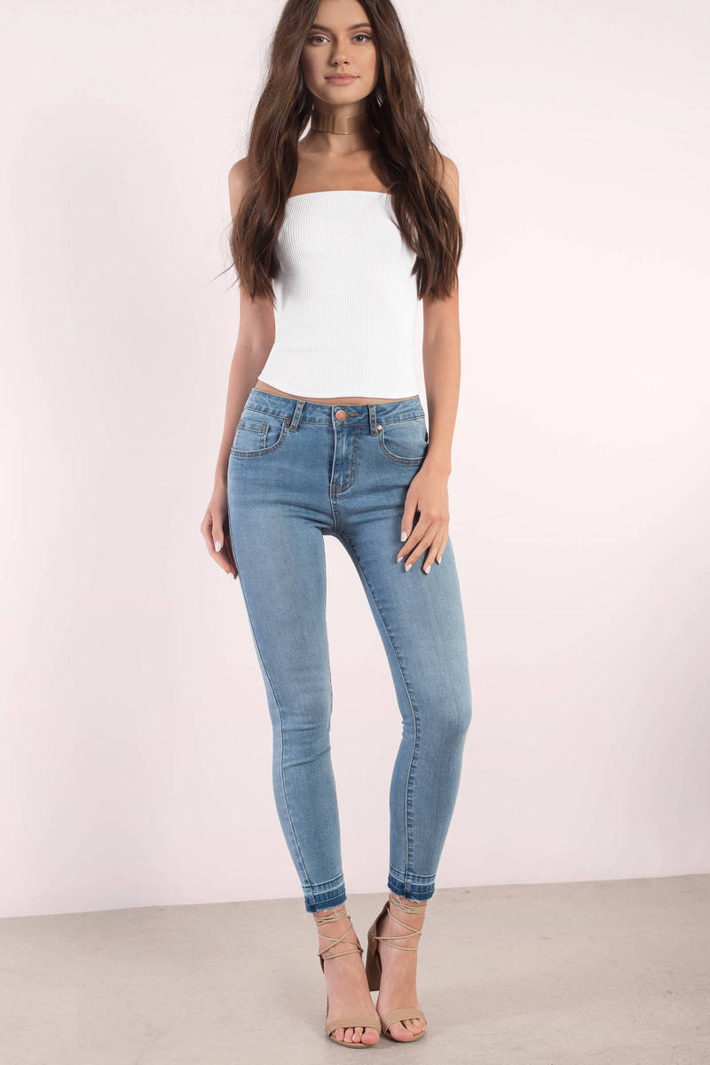 Avalon Point Dume Skinny Jeans