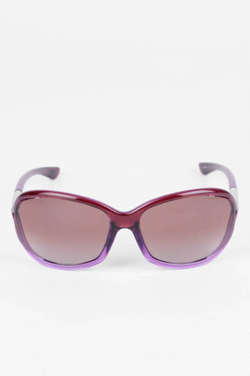 1382d610d6ab Purple Jennifer Sunglasses -  340