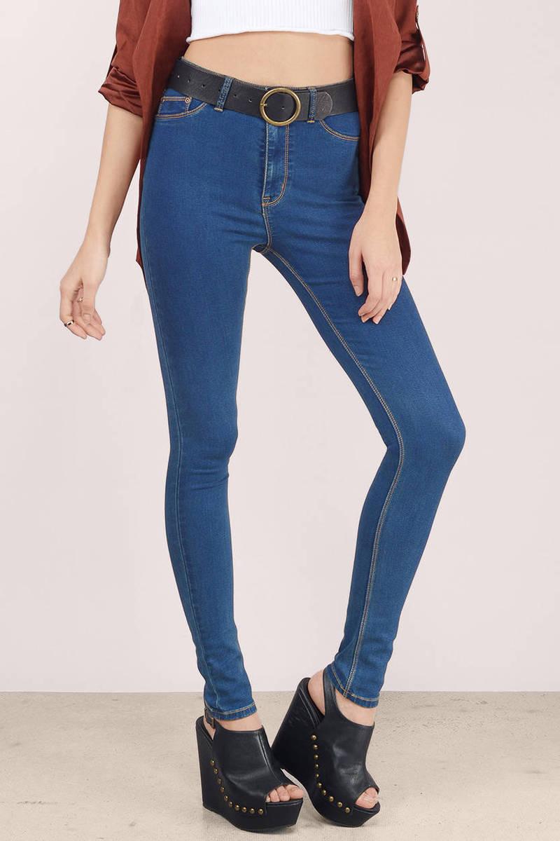 RES Denim Res Denim Harrys Rapture Indigo Skinny Jeans
