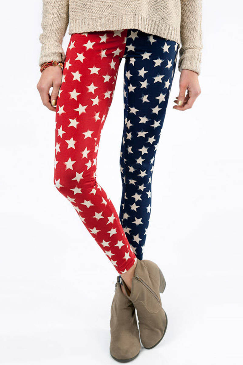 Patriot Leggings