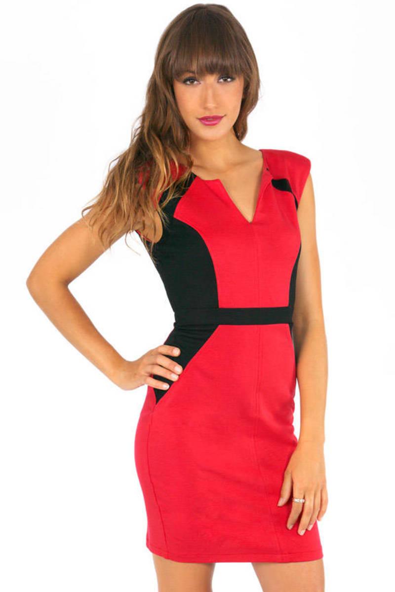 Be My Lady Bodycon Dress