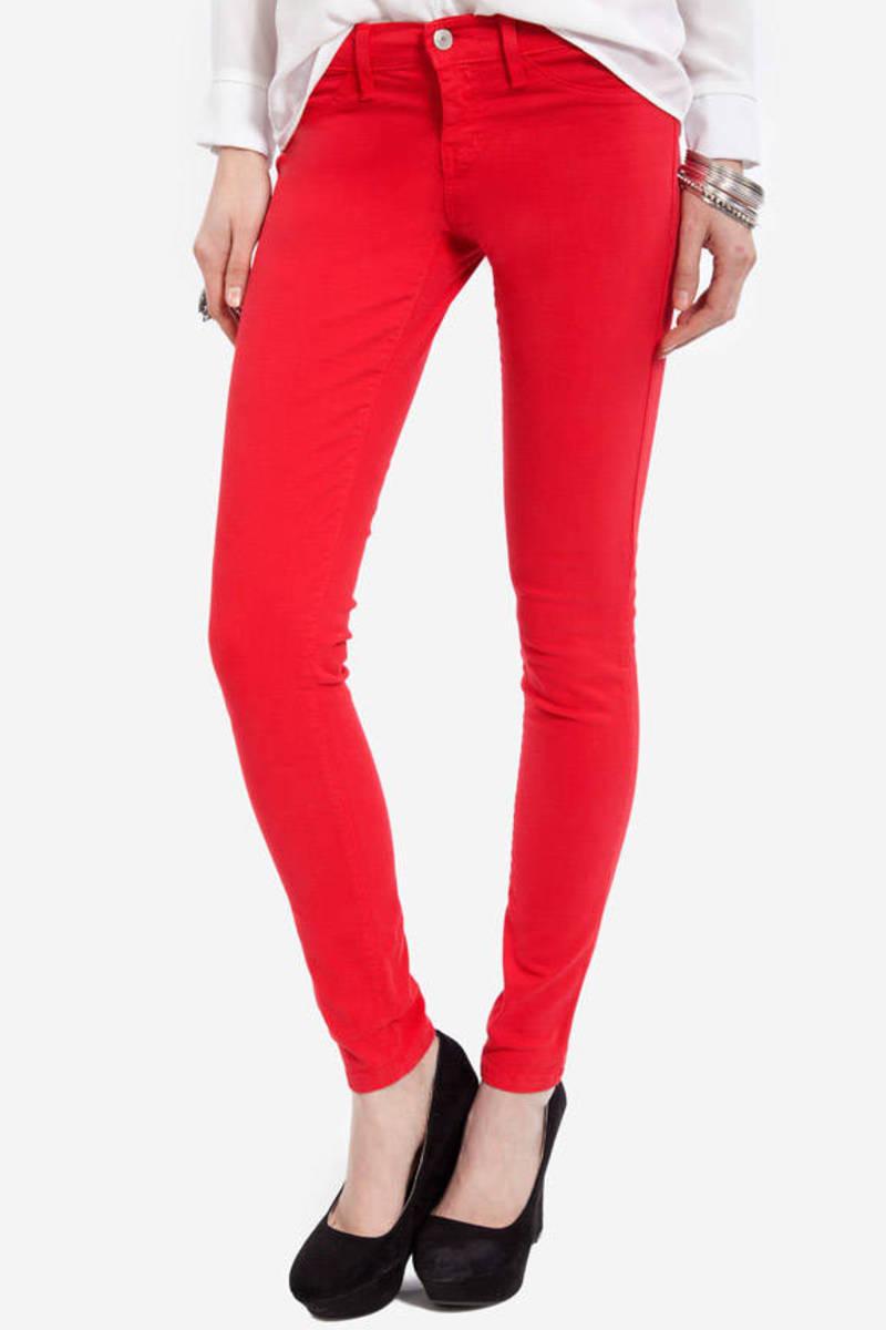 Color My Skinny Pants