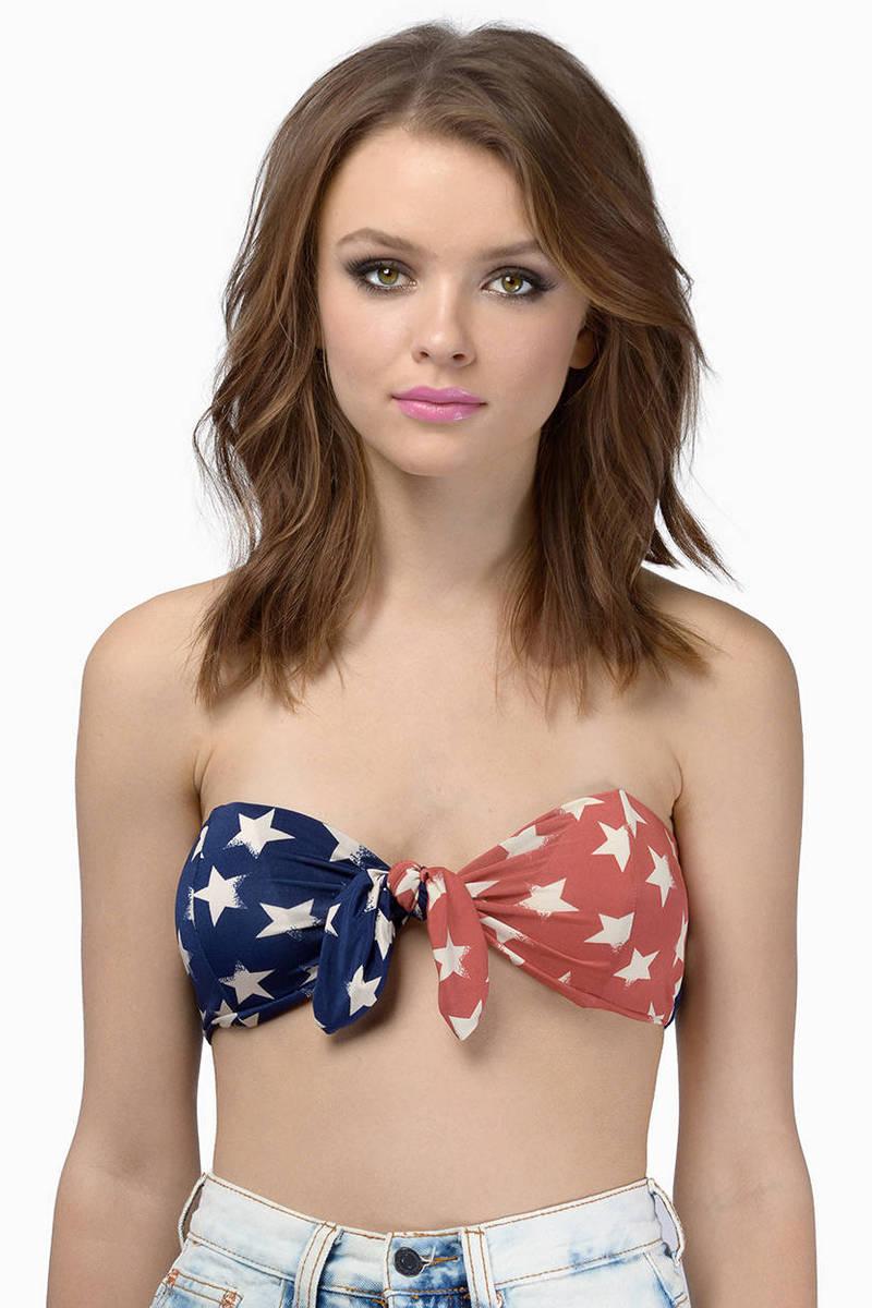 American Girl Bandeau