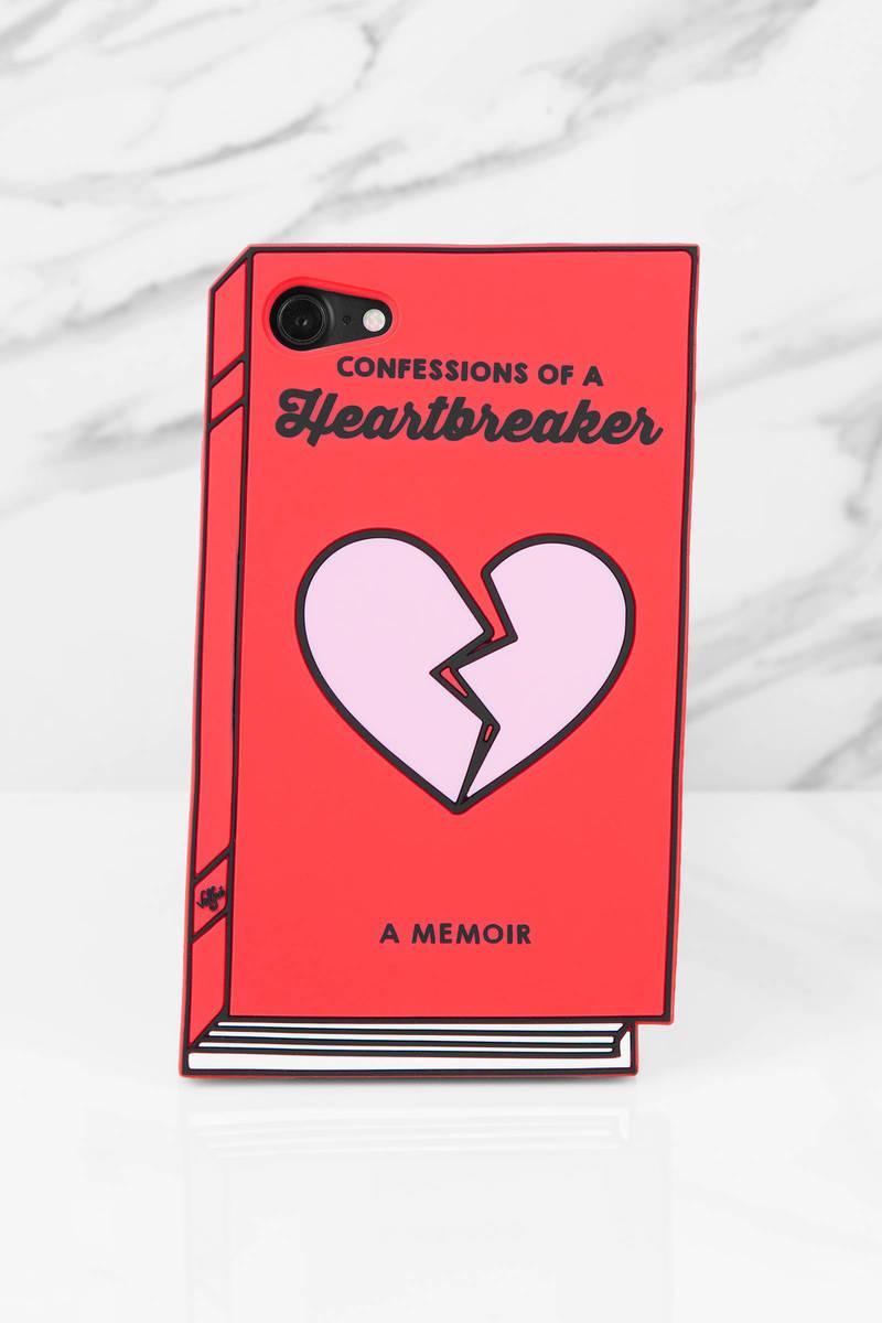 Valfre Valfre Heartbreaker Confessions Red Multi Phone Case