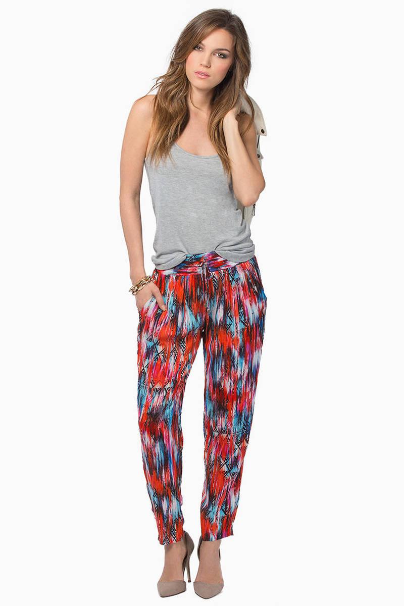 Paint Away Pants