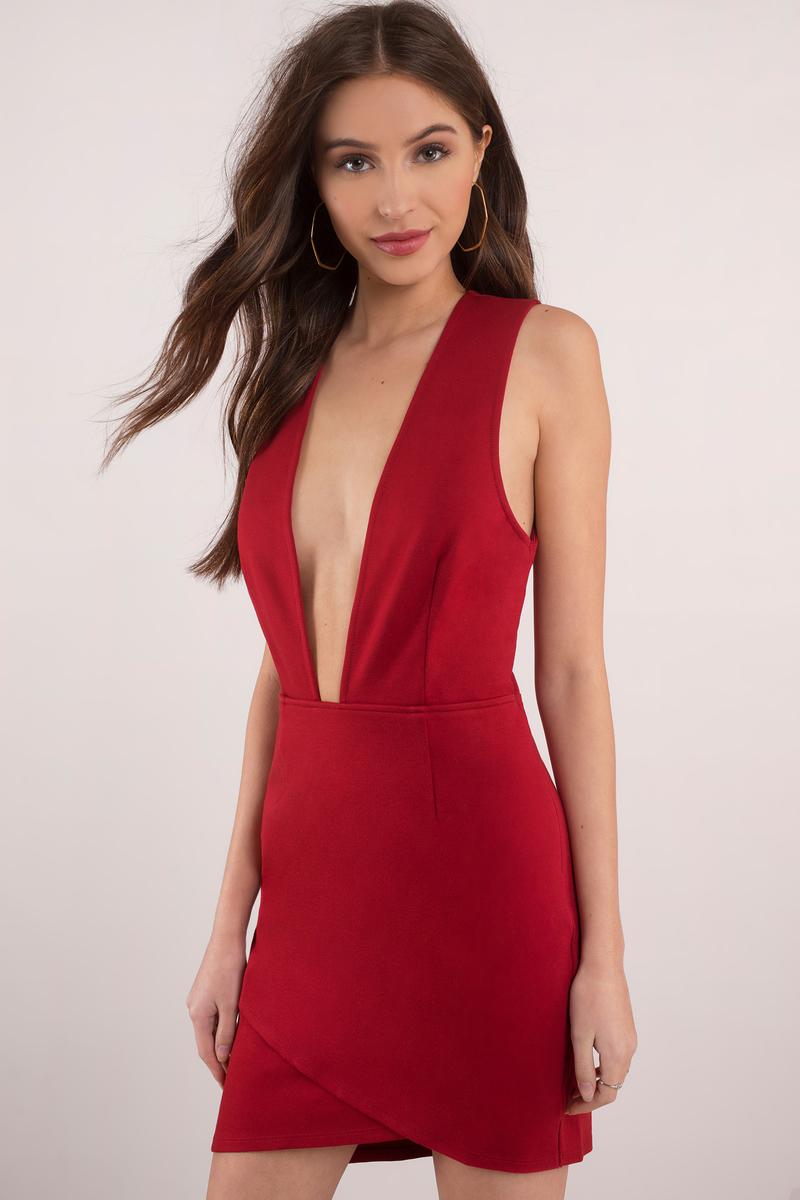 Cute Bodycon Dress