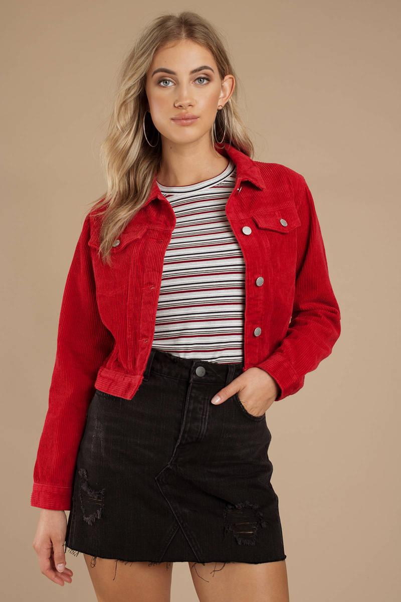 Runaway Cord Jacket