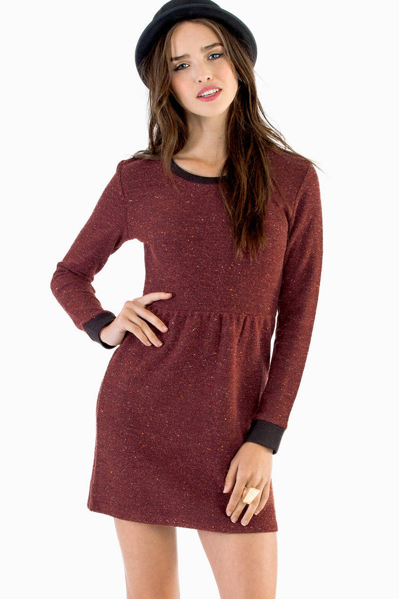 Sunday Sweater Dress