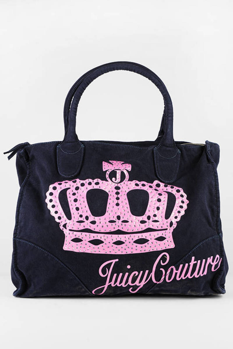 Queen Of Couture Crown Tote Bag -  52  fdf90c53c0
