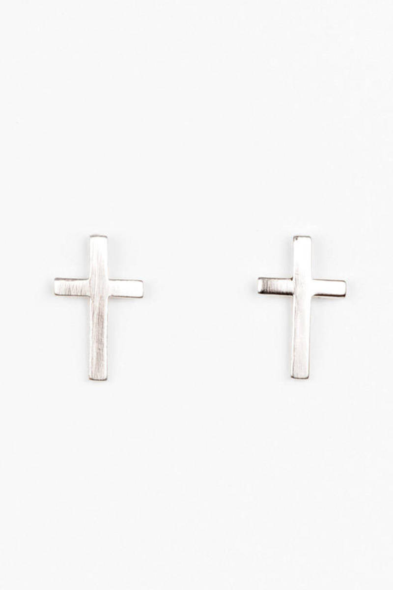 Ana Accessories At the Cross Earrings