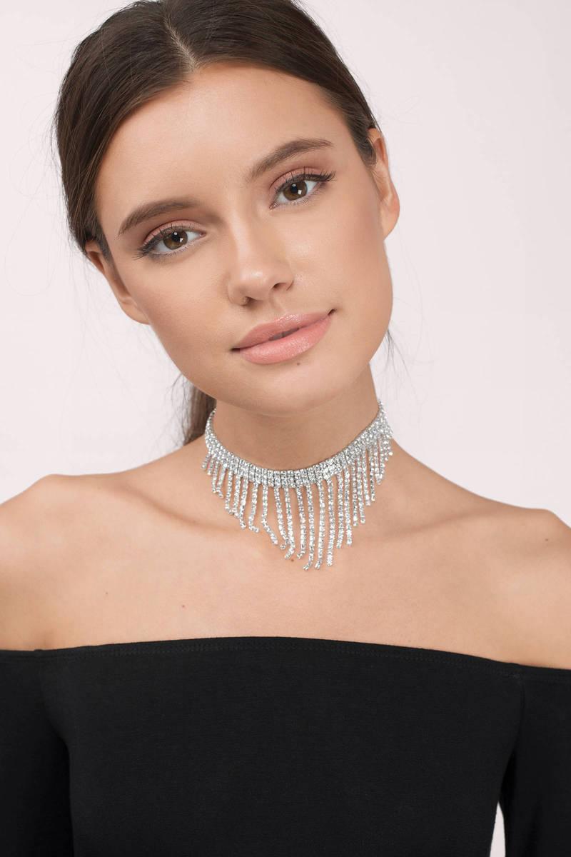 Candy Choker Necklace