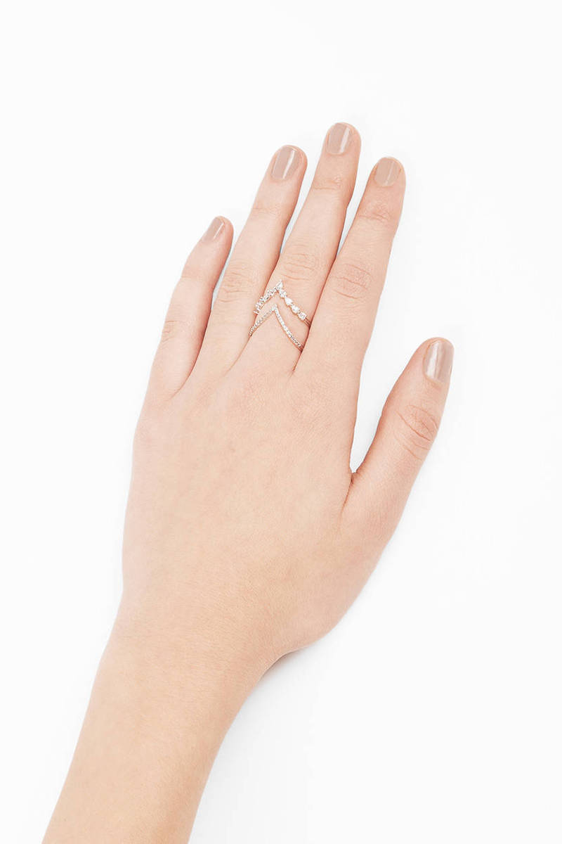 8 Other Reasons Double V Ring