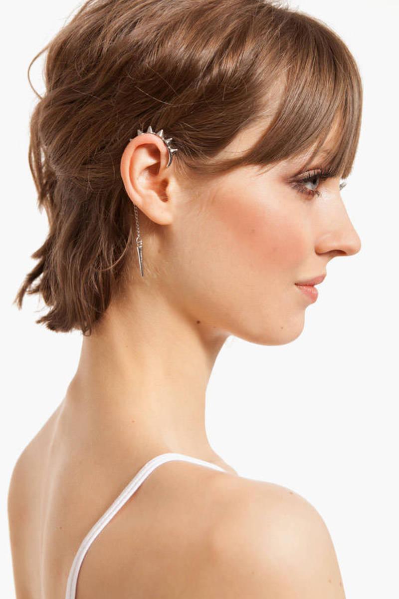 Point Taken Ear Cuff