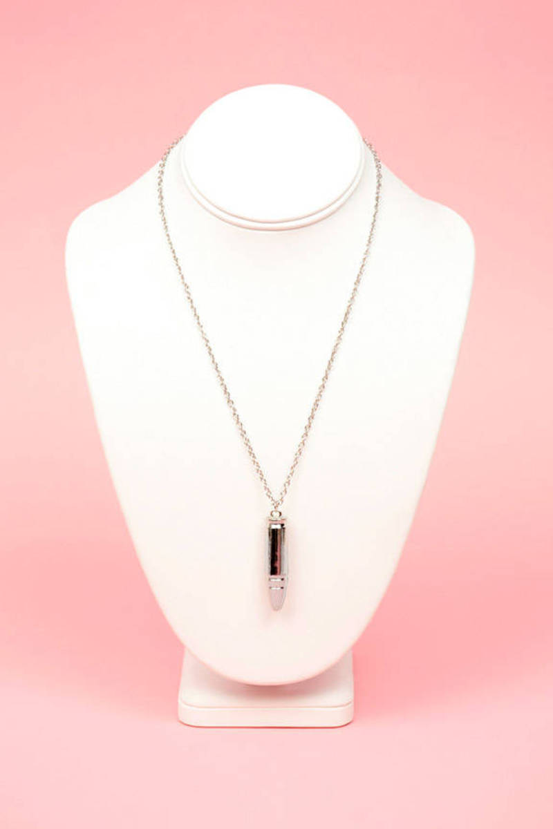 Sharp Shooter Necklace