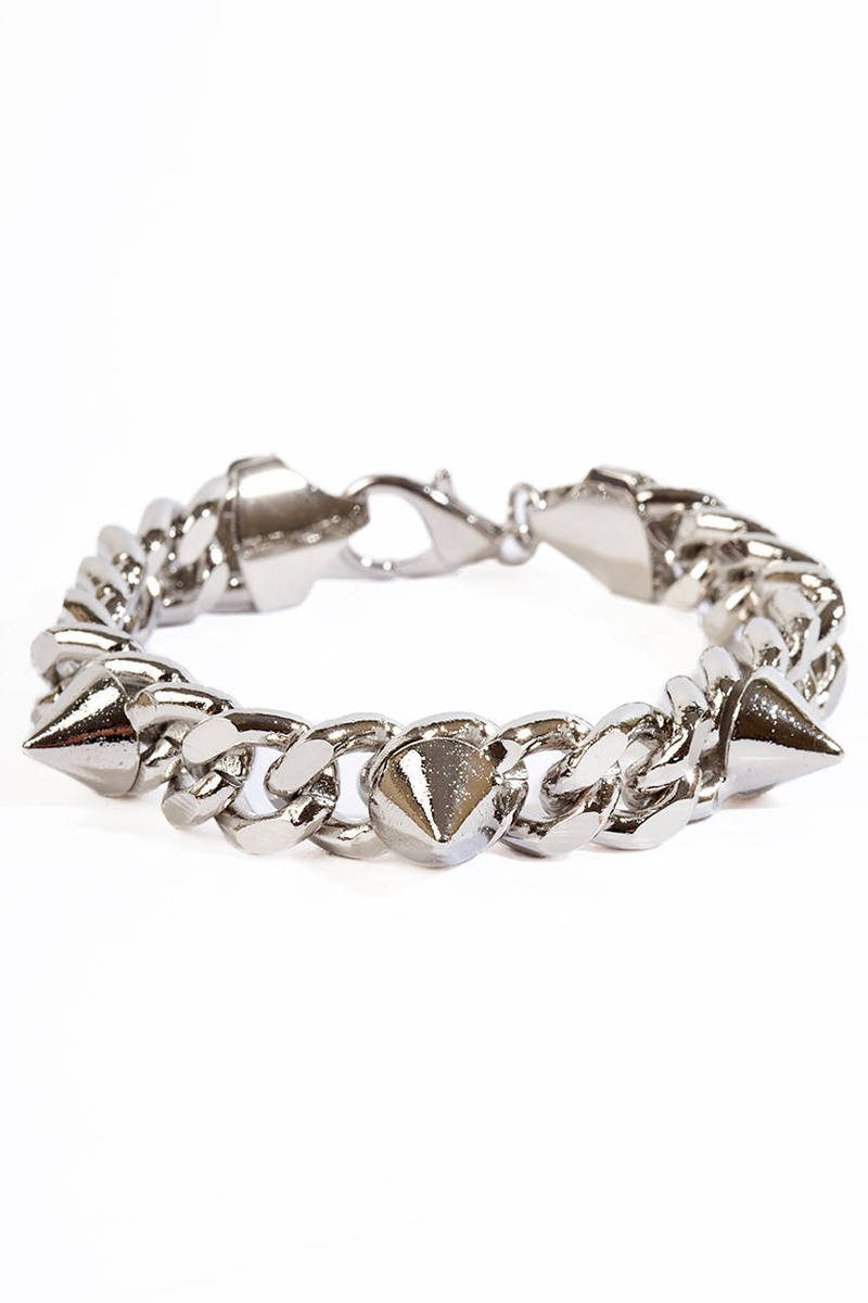 Spiked To The Curb Bracelet