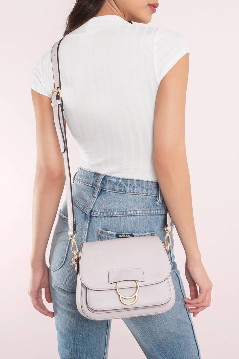 Melie Bianco Melie Bianco Shiloh Stone Satchel Bag