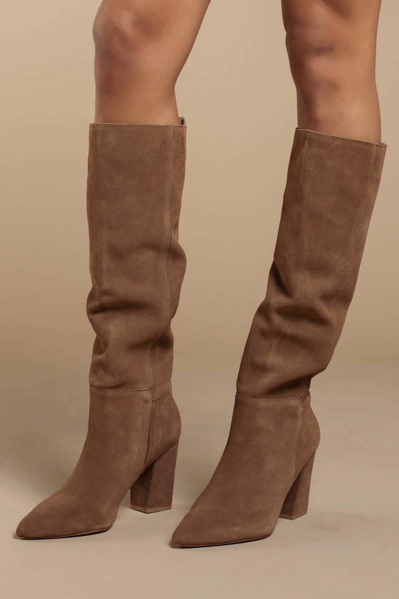 4a82c32e654 Raddle Suede Boots