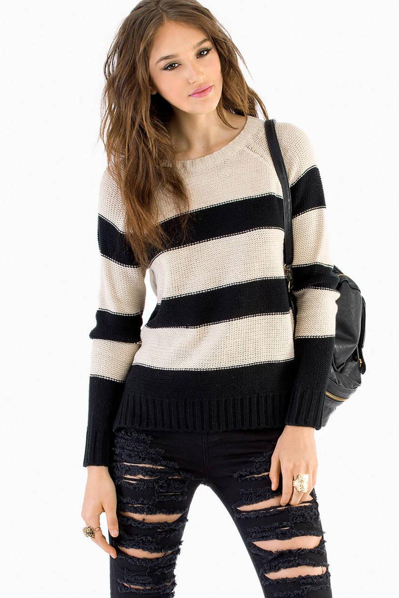 Settle Down Sweater