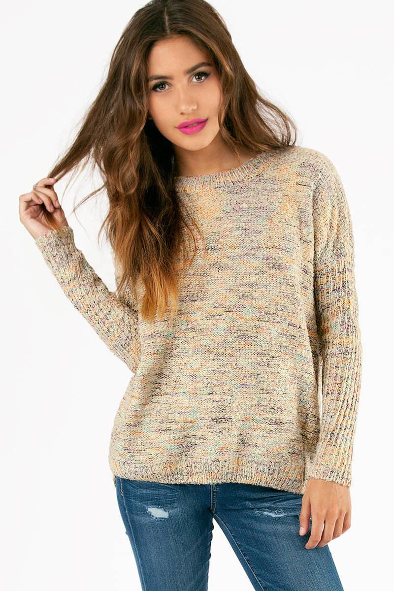 Dare To Be Cosmic Sweater