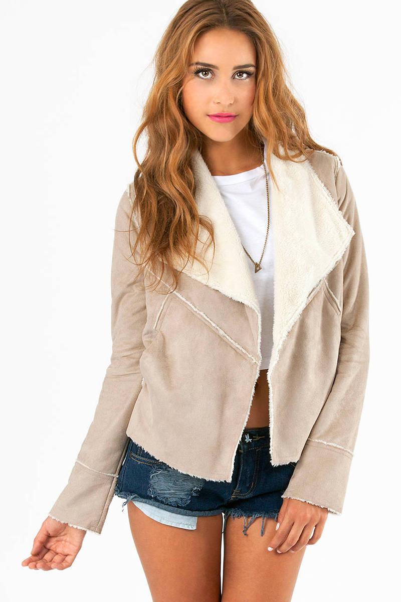 Evalisa Faux Fur Jacket