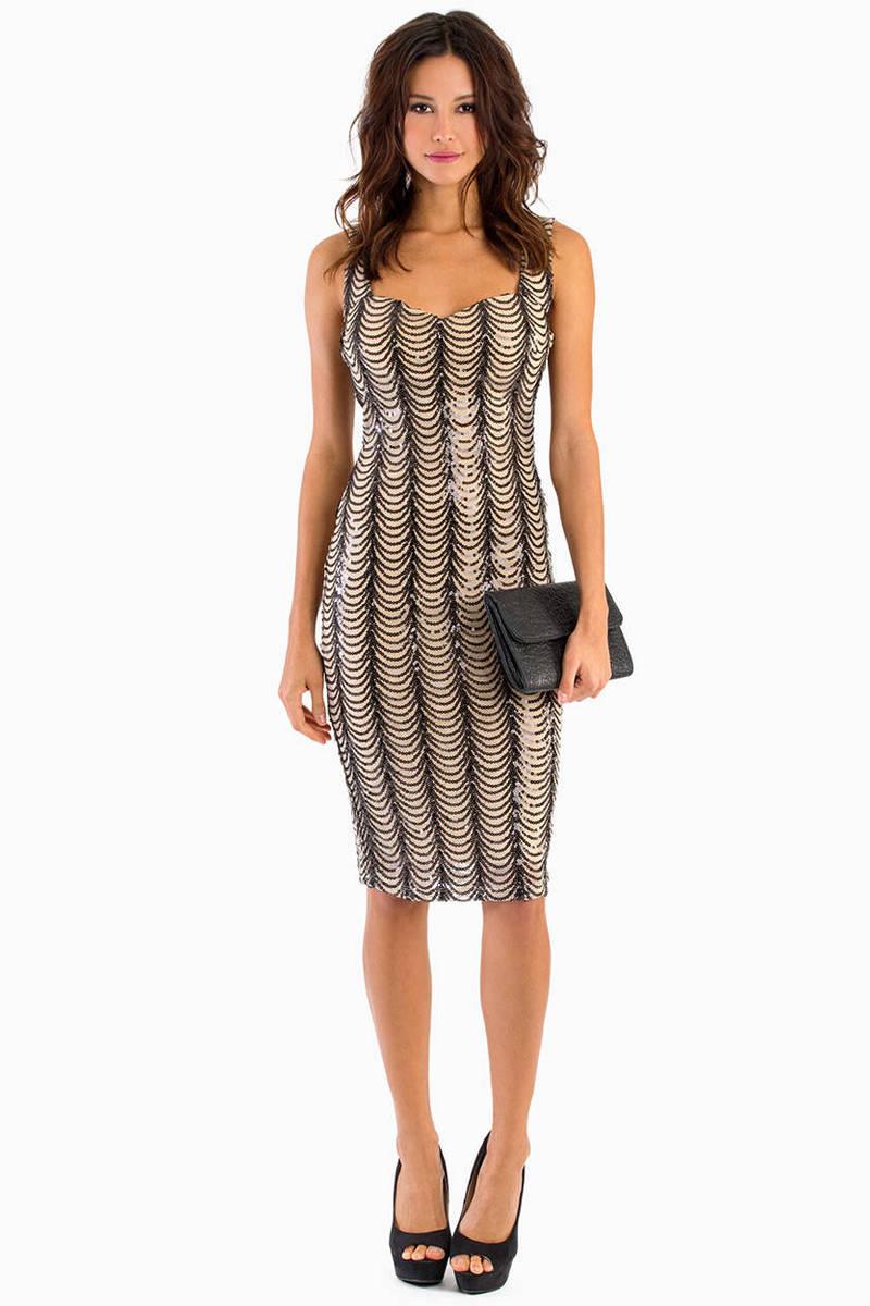 Evening Opulence Dress