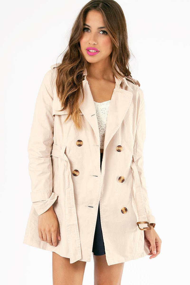 Go Holmes Trench Coat